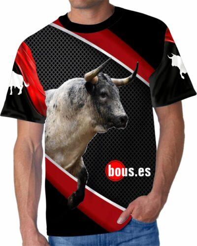 Camiseta bous al carrer