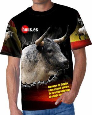 Camiseta de Toros