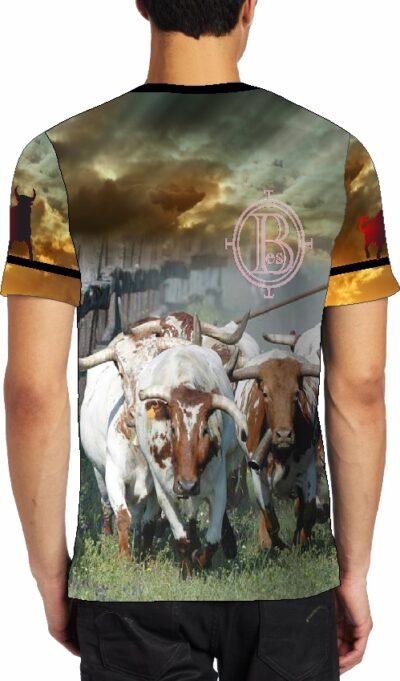 camiseta taurina