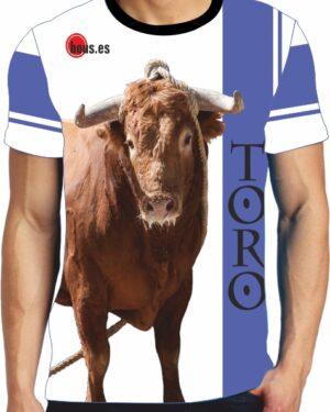 Camiseta Toro de cuerda Beas