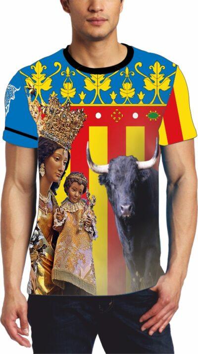 Virgen Toro y Señera Valenciana