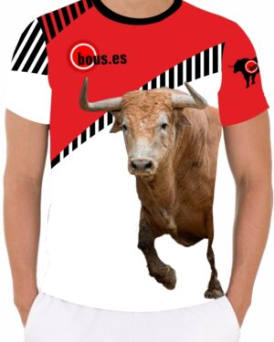 Camiseta con Tor Jabonero