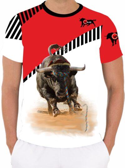 Camiseta toro de Cuerda