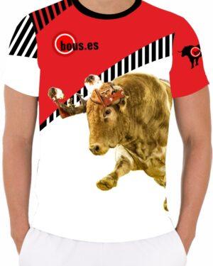 Camiseta Toro embolado