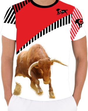 Camiseta toro Colorado Claro