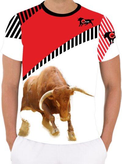 Camiseta toro Colorado Claro