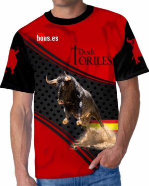 Camisetas de Toros Bravos