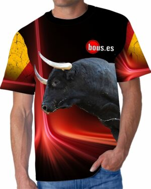 Camiseta toro astifino