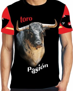 Camisetas de toros Toro Pasion