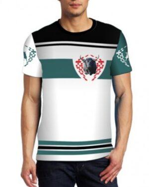 Camiseta Toros Personalizada