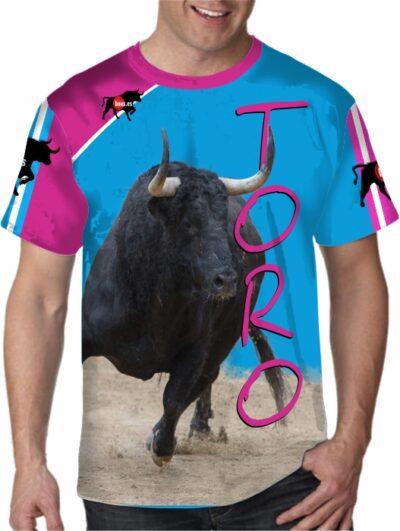 Camisetas personalizadas de toros en Valencia España