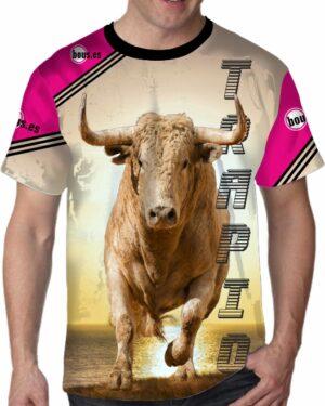 Camisetas toros bravos trapio